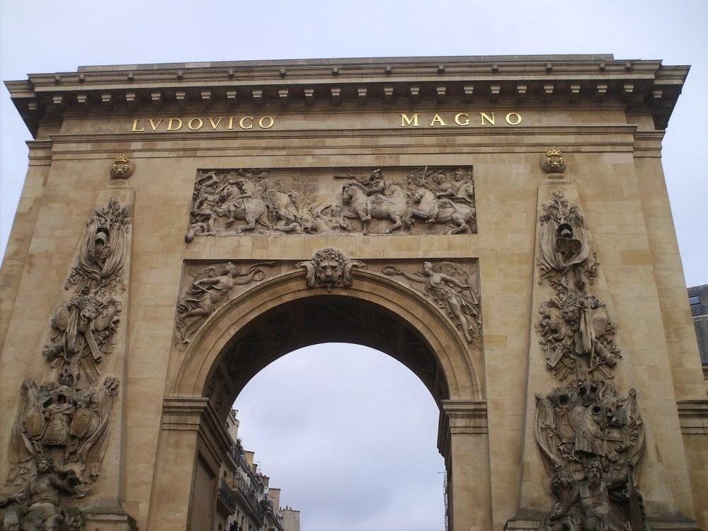 París: El Louvre y la ciudad. (1/6)