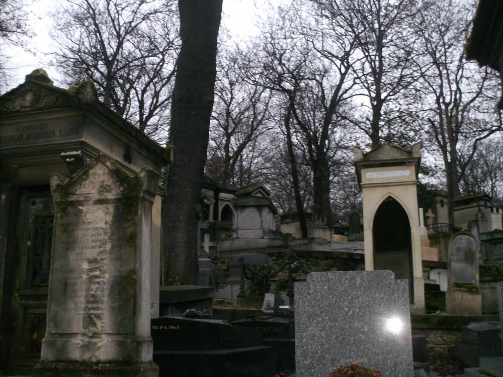 El Cementerio (2/6)
