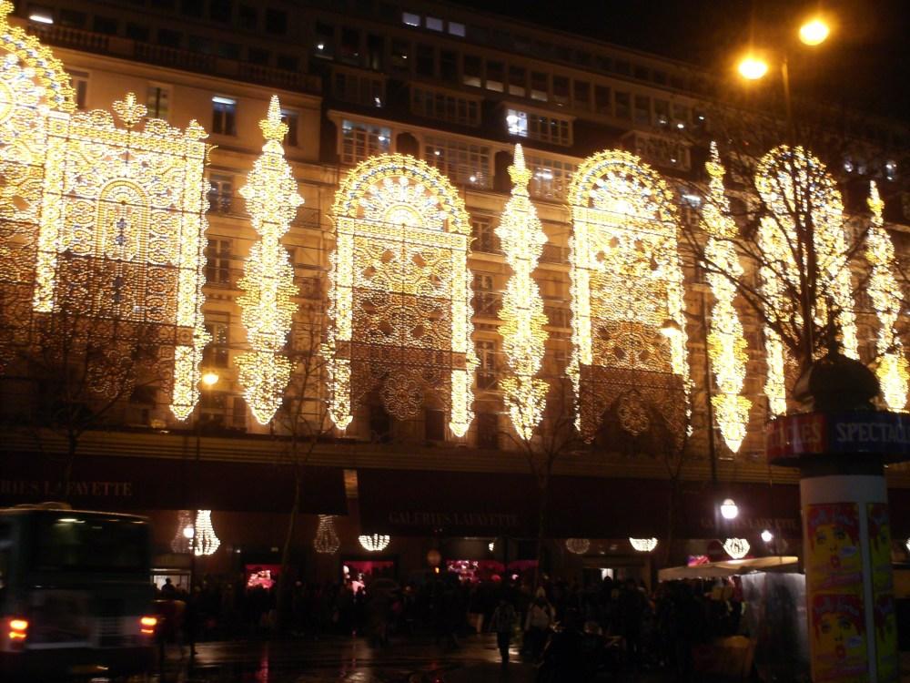 Navidad en París y Père-Lachaise 2 (6/6)