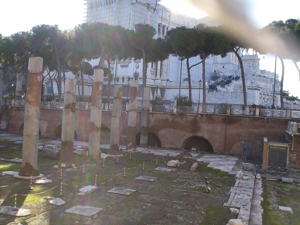 Roma, The Train of Consequences y Bergamo (5/6)