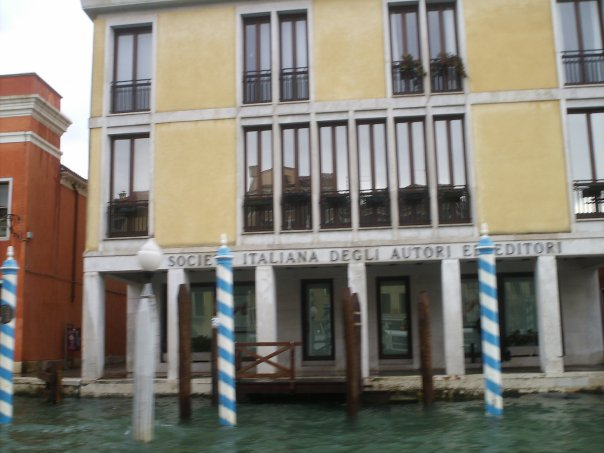Venecia...? No... se escribe Venezia! (5/6)
