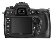 Nikon D300 (back)