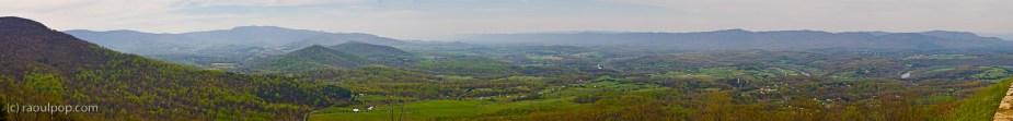 Shenandoah Valley Panoramic VI