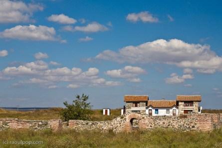 Dobrogea landscape