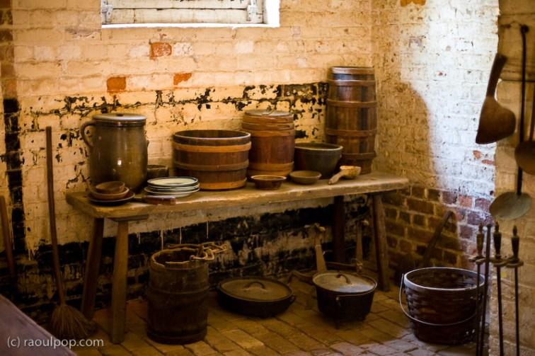 Slave quarters II