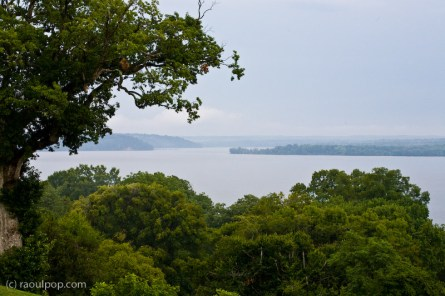 The view from Mount Vernon I