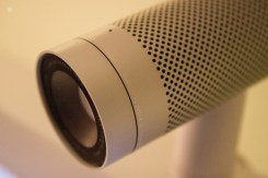 Apple iSight video camera.