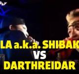BALA a.k.a. SHIBAKEN,DARTHREIDAR,フリースタイルダンジョン
