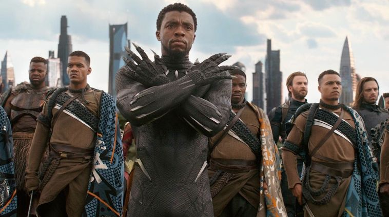 "Black Panther"" é indicado em 7 categorias ao Oscar 2019 