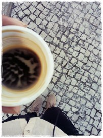 Ás vezes bebo café deslavado, este era fixe até.. serio :D