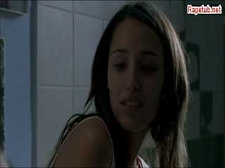 The Girl And Two Guys In One Toilet Do Not Hesitate To Each Other Make