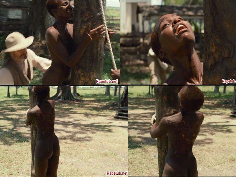 Naked black slave girl African Slave Woman Stripped Naked
