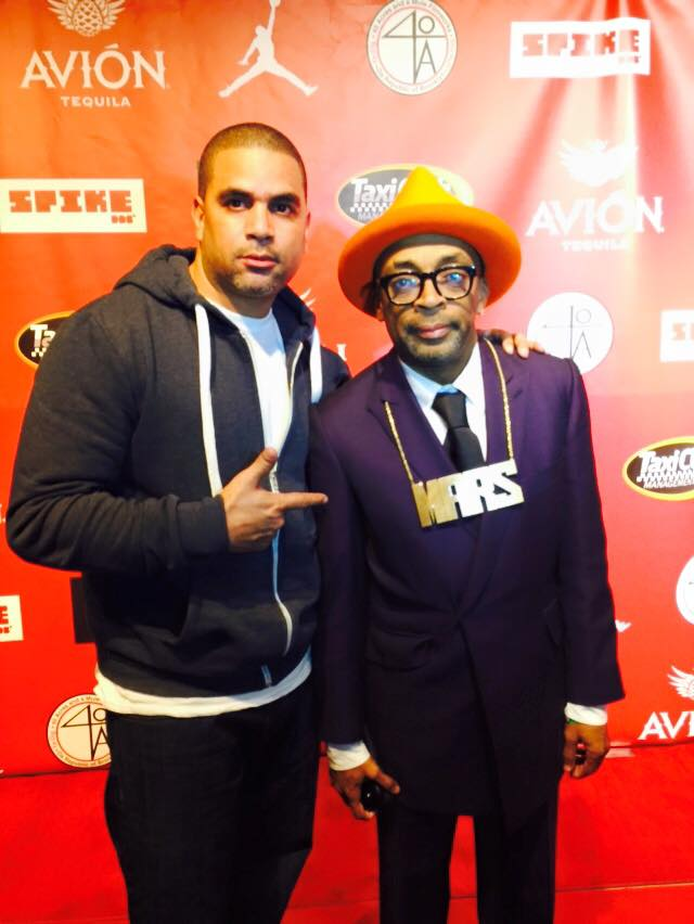 Tony and Spike Lee