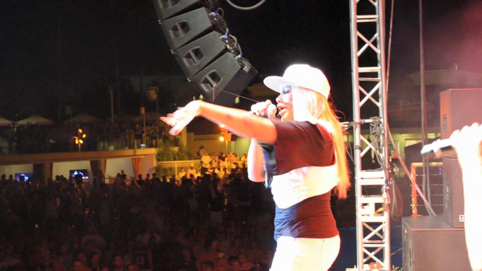Pepper Performing