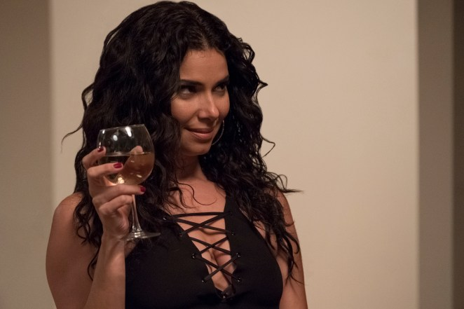 Roselyn Sanchez stars in Traffik Photo: Scott Everett White