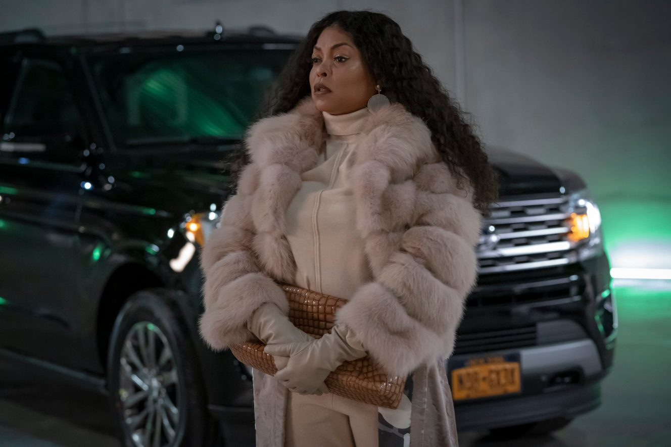 "EMPIRE: Taraji P. Henson in the ""The Roughest Day"" Season Five finale episode of EMPIRE airing Wednesday, May 8 (8:00-9:00 PM ET/PT) on FOX. ©2019 Fox Media LLC CR: Chuck Hodes/FOX."