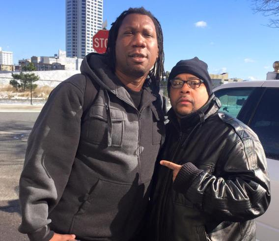 KRS-ONE and LaMar