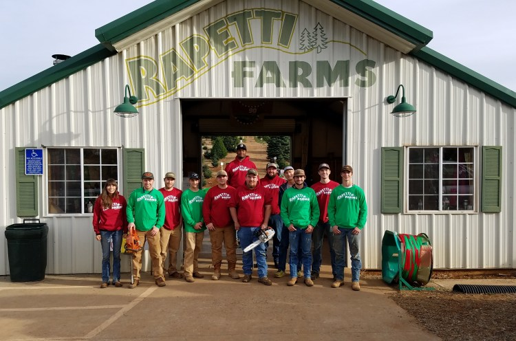 Rapetti Farms Staff