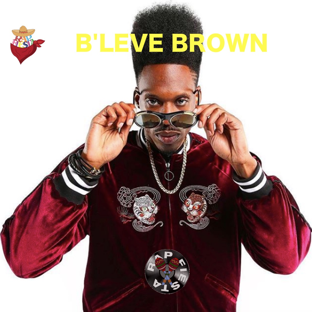 B'LEVE BROWN | 'Count Up' Is A Must Add To Your Playlist – Rap Fiesta