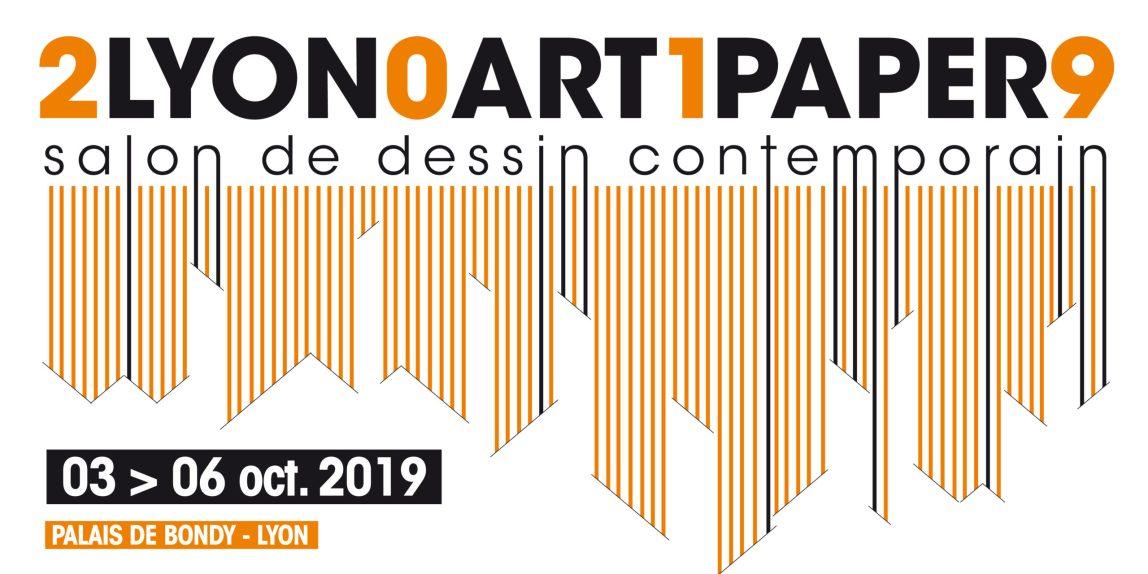 Salon du dessin contemporain Lyon Art Paper 2019