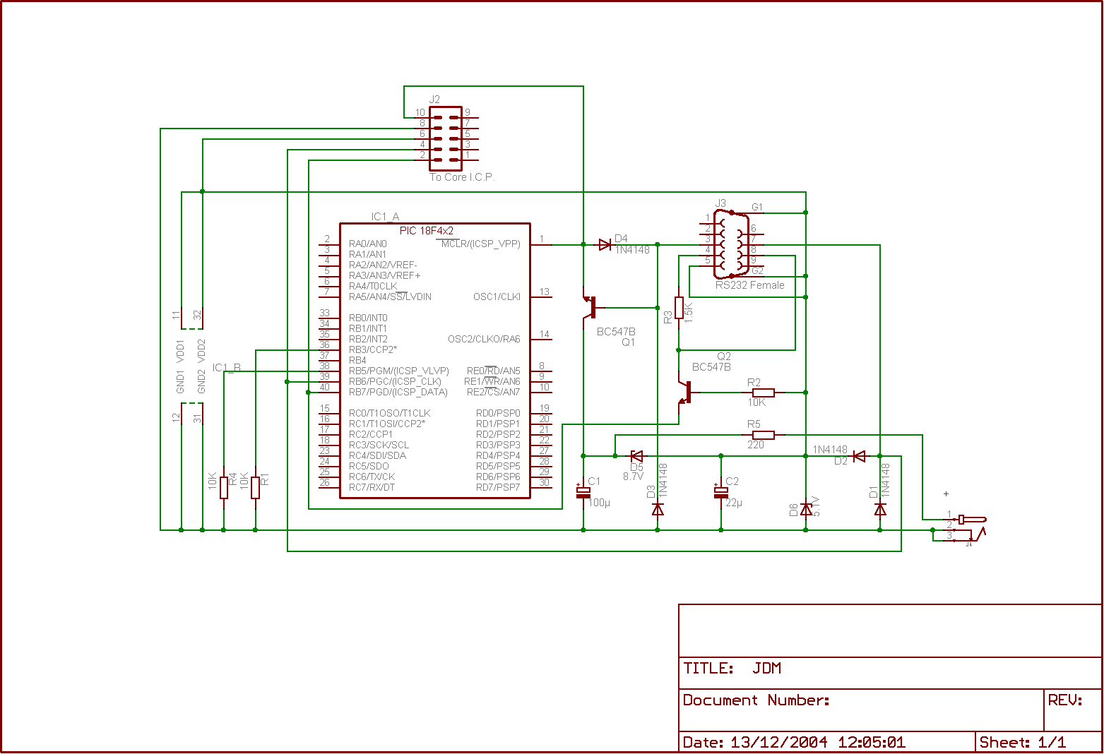 hight resolution of jdm schematic