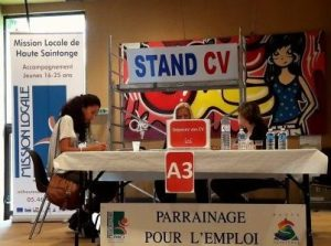 Forum de l'emploi de Montendre