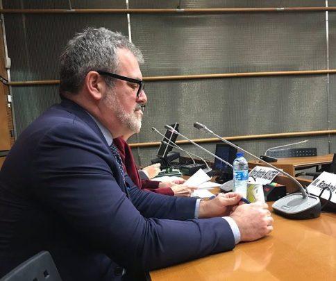 Audition du Sénateur Jean-Pierre Leleux, président de la Commission nationale de l'Architecture et du Patrimoine