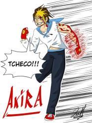 Akira by Eduardo Duhgetsu