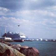 Raphaëlle Dess Octave Nord Ouest - Le Port du Havre
