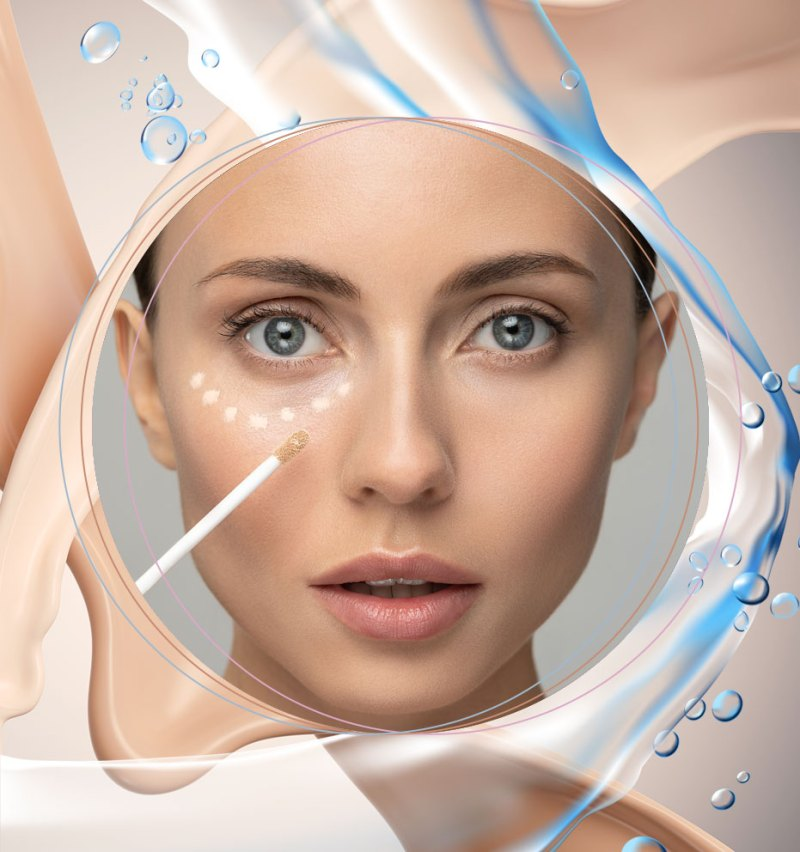 how to make a resistant and waterproof a skin makeup 05