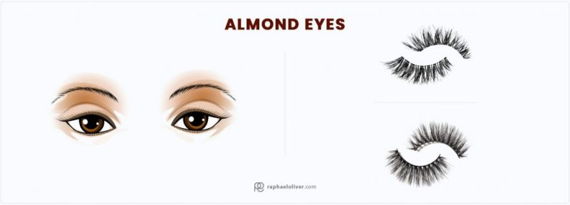 Each eye shape has a specific model of eyelashes that fits the best and the most beautiful. Find out in this post how to choose the best for each one.