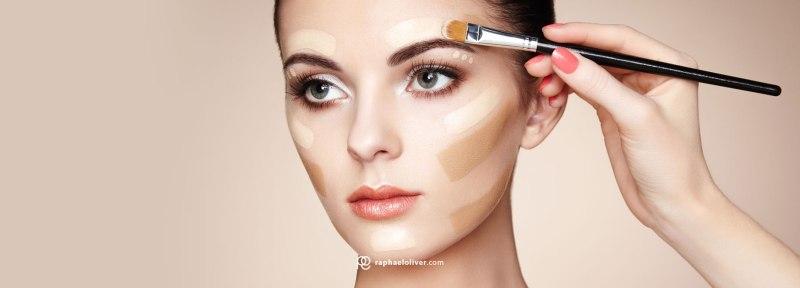 Skin preparation in bridal makeup
