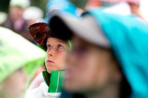 Publikum Kinderland-Openair in Thun