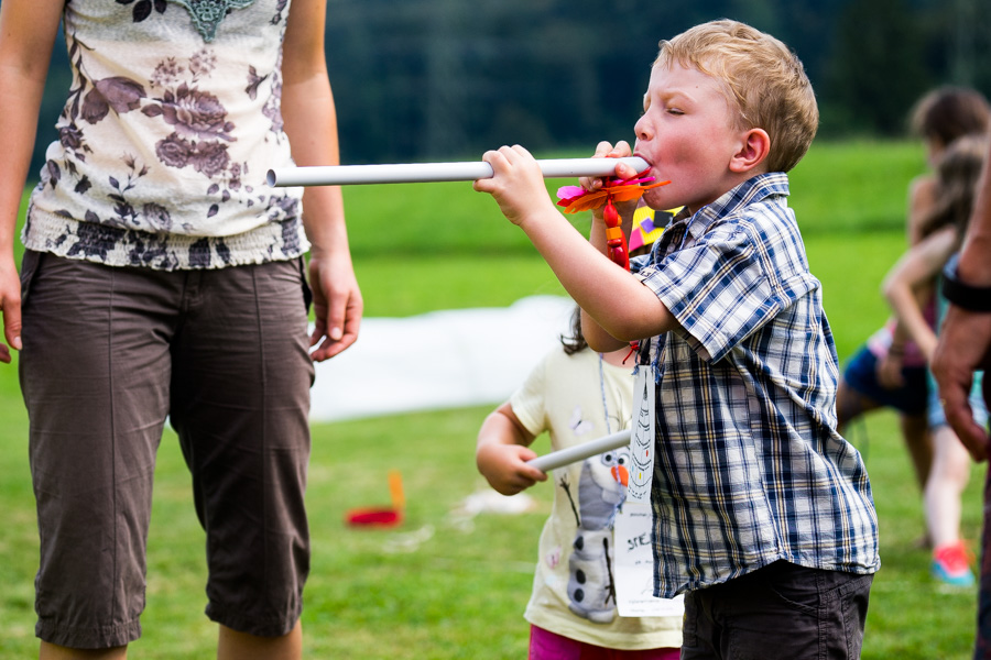 Kinderspieltag in Niederstocken (Primarschule Stocken-Höfen)