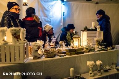 Adventsmarkt Dorf Oberstocken