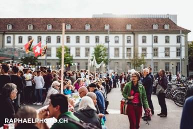 Foodsave Bankett Bahnhof Bern 2017-6