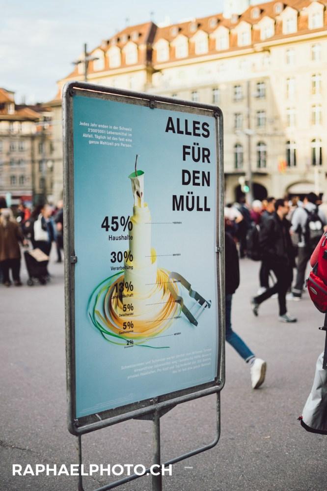 Foodsave Bankett Bahnhof Bern 2017-8