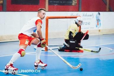 Rollhockey u20 montreux-wimmis-2