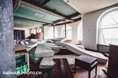 Hotel Hirschen Gunten - Urban Exploring-4