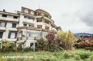 Hotel Hirschen Gunten - Urban Exploring-6