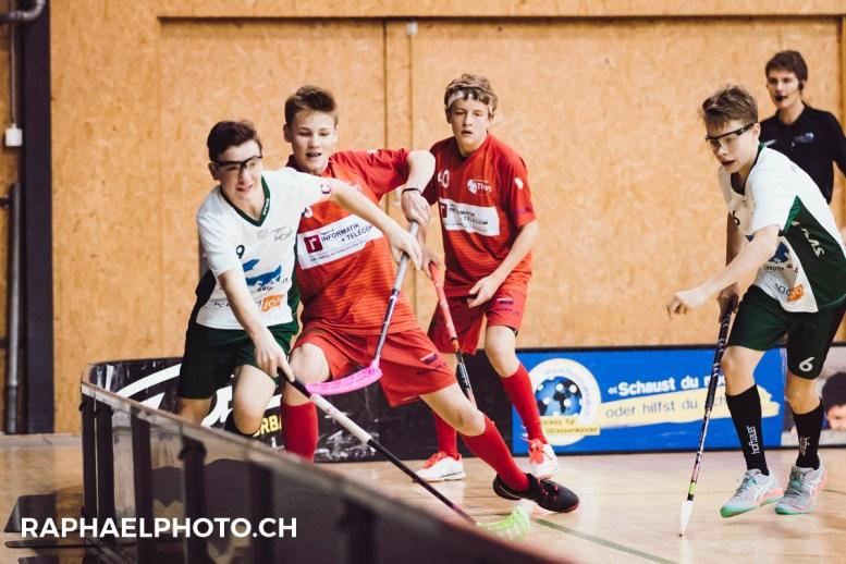 UHC Thun U16A - SV Wiler-Ersigen - MUR Thun-9