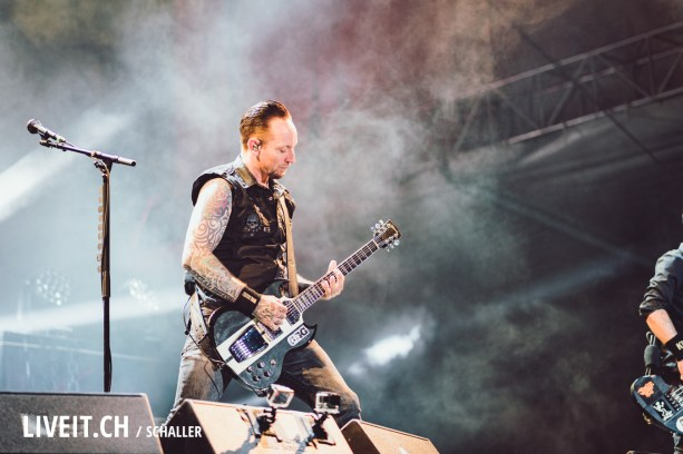 Volbeat am Greenfield Festival 2018-2