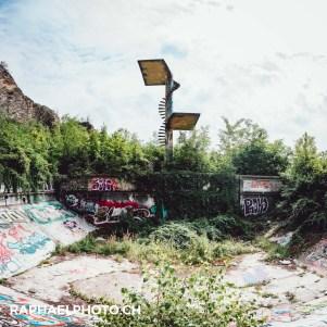 Barrandov Terraces Pool - Prague-2