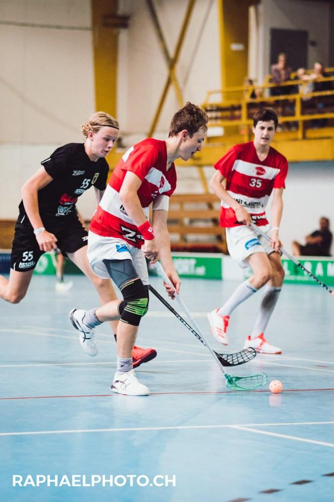 Prague Games B17 - UHC Thun vs Ingarö IF-10