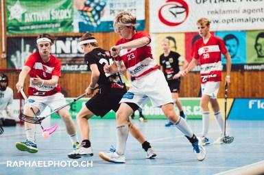 Prague Games B17 - UHC Thun vs Ingarö IF-11