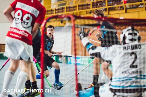 Prague Games B17 - UHC Thun vs Ingarö IF-6