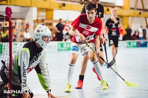 Prague Games B17 - UHC Thun vs Ingarö IF-9