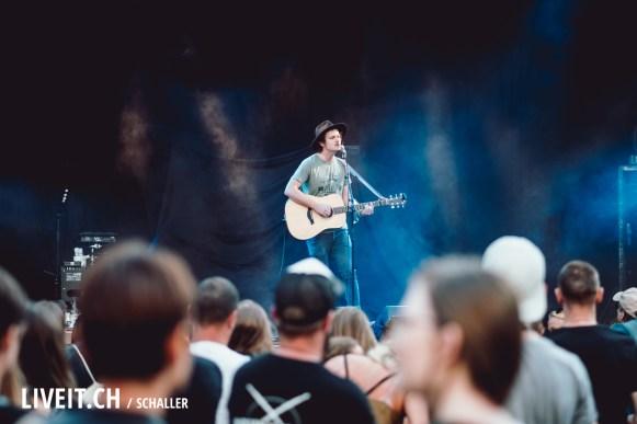 Josua Romano am Thunfest 2018-5