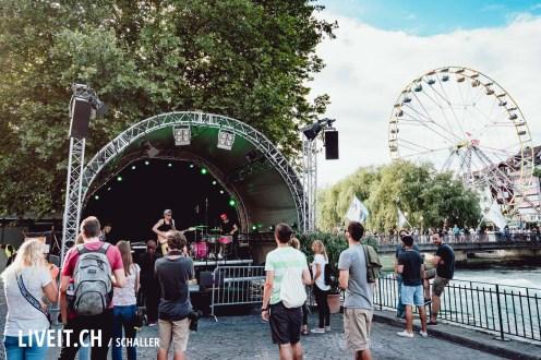 One Lucky Sperm am Thunfest 2018-2