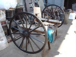 Wheels Painting